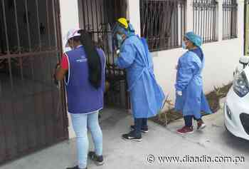 En San Miguelito no paran, realizan más de 100 hisopados este fin de semana - Día a día