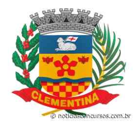 Prefeitura de Clementina SP anuncia novo Processo seletivo - Notícias Concursos