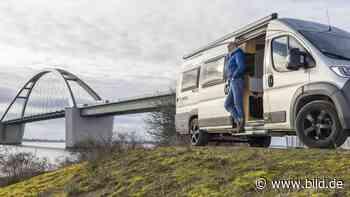 Geplanter Ostseetunnel: Schienen-Chef schon auf Fehmarn | Regional - BILD