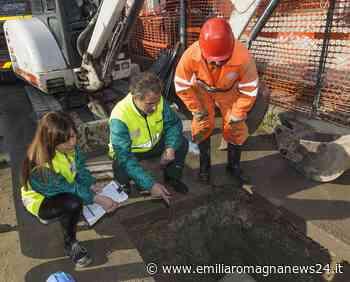 Savignano sul Rubicone: lavori di risanamento idrico in via Cagnona - Emilia Romagna News 24