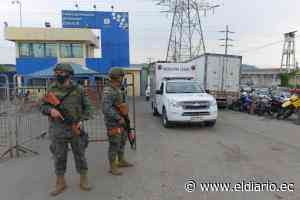 Amotinamientos en cárceles de Guayaquil, Cuenca y Latacunga dejan más de 60 reos fallecidos   El Diario Ecuador - El Diario Ecuador