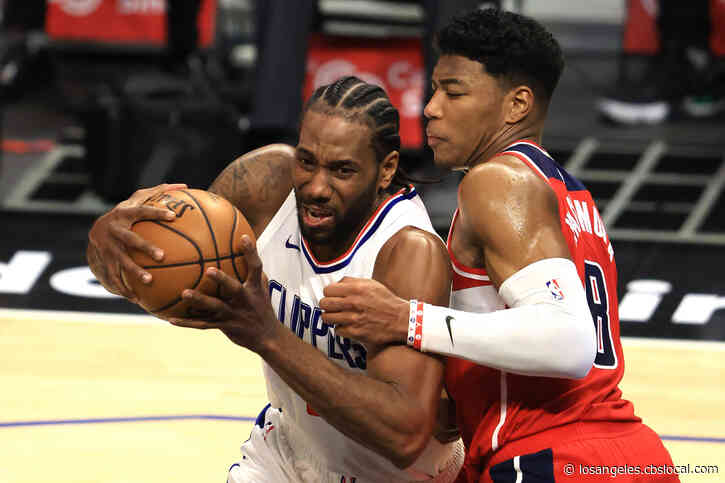 Clippers Rout Wizards 135-116, Snap Washington's Win Streak