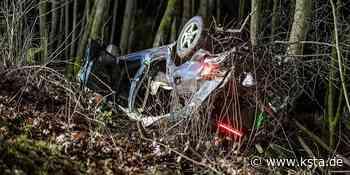 Unfall nahe Reichshof-Eckenhagen: Kölner bei Unfall auf A4 lebensgefährlich verletzt - Kölner Stadt-Anzeiger
