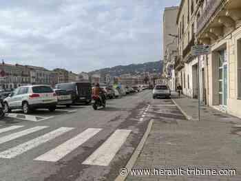 SETE - Quais Paul Riquet et François Maillol : renouvellement de la conduite d'eau potable - Hérault-Tribune