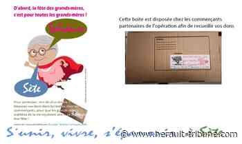 ASSOCIATIONS : SETE - Une fête des grands-mères solidaire : Hérault Tribune - Hérault-Tribune