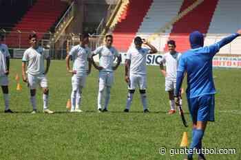 La Bicolor juvenil con dos partidos en Coatepeque - Guatefutbol.com