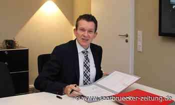 Oberbürgermeister von Neunkirchen: Jörg Aumann will Stufenplan für Saarland - Saarbrücker Zeitung