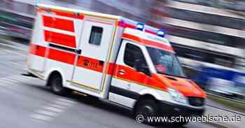 Hergatz: Arbeiter kommt bei Unfall ums Leben - Schwäbische