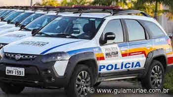 PM localiza moto roubada em Visconde do Rio Branco - Guia Muriaé