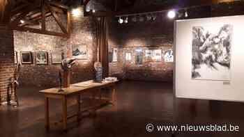 Hoeve Holleken exposeert eigen kunstverzameling (Linkebeek) - Het Nieuwsblad