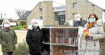 À Locqueltas, le livre voyage de main en main avec les « clapiers » bibliothèque de rue - Le Télégramme