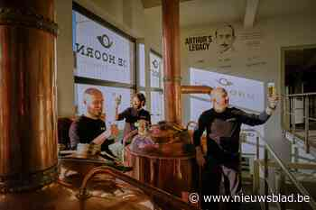 """Brouwerij De Hoorn tilt pils naar hoger niveau: """"Tijd is één van de belangrijkste ingrediënten"""" - Het Nieuwsblad"""