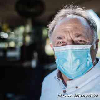 Marc Van Ranst is bijna 56, maar krijgt vandaag vrijwillig inenting met AstraZeneca: 'Zeer veilig en zeer doeltreffend vaccin'