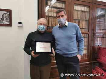 BORGARO TORINESE – Premiato Melchiorre Salvatore Novara, storico commerciante borgarese - ObiettivoNews