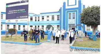 Llega planta de oxígeno para abastecer el Valle Chicama en La Libertad - Diario Correo