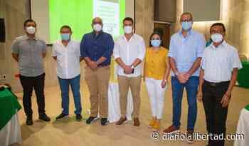 Alcaldes de Santo Tomás, Santa Lucía, Usiacurí y Tubará, nuevos representantes ante Consejo Directivo de C.R.A - Diario La Libertad
