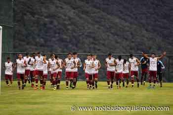 Vinotinto Sub-20 comandará Copa Santa Lucía en Barquisimeto - Noticias Barquisimeto