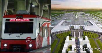 Tren Suburbano llegará al Aeropuerto de Santa Lucía en 2023 - Polemón