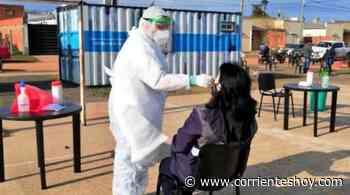 Cruce entre Goya y Santa Lucía por los brotes de Coronavirus - CorrientesHoy.com