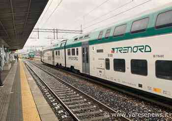 Trasporti Incidente a Venegono Superiore, ritardi ai treni da e per Laveno - varesenews.it