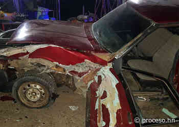 Un muerto y varios heridos en triple colisión a inmediaciones de Támara - Proceso Digital