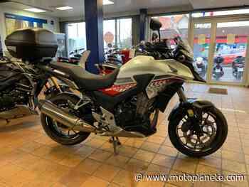 Honda CB 500 X 2016 à 4699€ sur SUCY EN BRIE - Occasion - Motoplanete