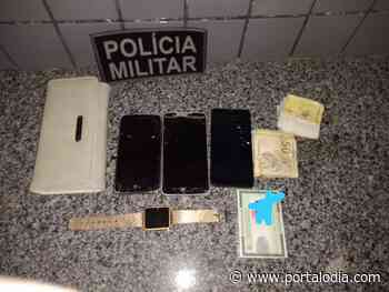 Suspeito de arrastão dentro de ônibus é preso na Chapadinha - Portal O Dia