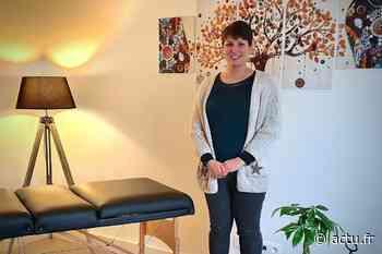 Les Andelys. Marie-Laure Laffont, magnétiseuse énergéticienne, a ouvert son cabinet - actu.fr