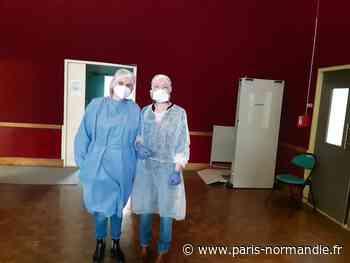 précédent Entre tournées quotidiennes et dépistages, les infirmières libérales des Andelys ne lèvent pas le pied - Paris-Normandie