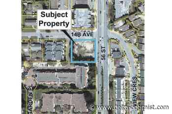 Tsawwassen rental apartment building proposed - Delta-Optimist