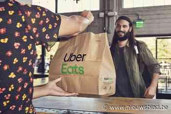 Uber Eats breidt actieterrein uit tot Halle