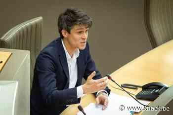 Benjamin Dalle 'geschrokken' van contracten tussen El Kaouakibi en VRT