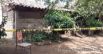 Sucesos Hallan cadáver de un hombre en una vivienda en San Pablo Tacachico, La Libertad - Solo Noticias