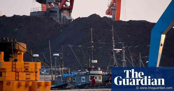 North Korea enslaves prisoners in producing coal for export, report says