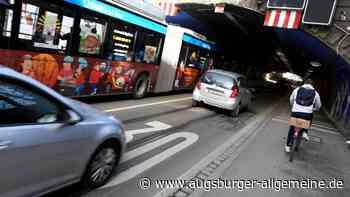 Warum die Polizei seit Tagen im Pferseer Tunnel kontrolliert