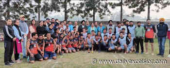 NIS lifts Kho-Kho trophy - Daily Excelsior