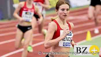 LG-Langstrecklerin Kristina Hendel wird DM-Fünfte