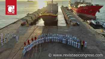 Cotecmar realiza ceremonia de botadura del buque ARC 'Bahía Solano' para la Armada - Congreso de la República
