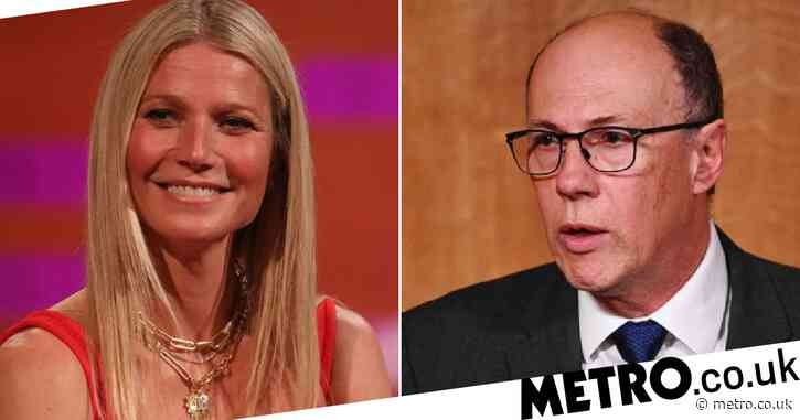 Gwyneth Paltrow's Covid 'healing' methods branded 'misinformation'