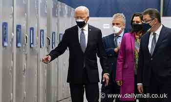 Biden administration announces plan to distribute 25 million free 'well-fitting' cloth masks