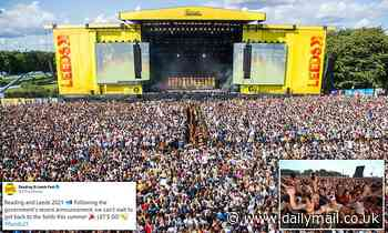 Reading and Leeds Festival is ON as UK vaccine drive sparks hope