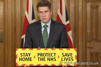 UK coronavirus LIVE: Gavin Williamson leads Downing Street Covid press conference as  JVT urges Brits not to 'blow it now'