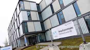 In Augsburg werden jetzt auch jüngere Bürger geimpft