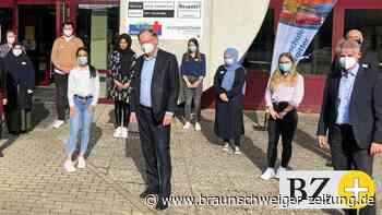 Ministerpräsident Weil trifft  Abi-Jahrgang der BBS Fredenberg