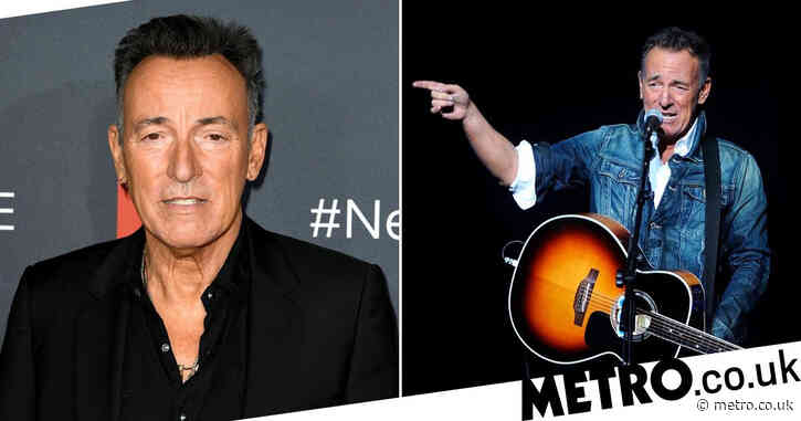 Bruce Springsteen pleads guilty to drinking in a closed area as DWI charges dropped