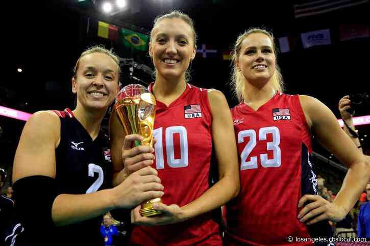 Jordan Larson On Athletes Unlimited Volleyball: 'Being Able To Play Pro In The United States Is Amazing'