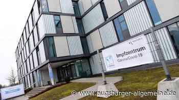 In Augsburg werden jetzt auch jüngere Bürger gegen Corona geimpft