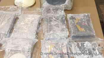 Organisierte Kriminalität: Zoll stellt 23 Tonnen Kokain in Hamburg und Belgien sicher