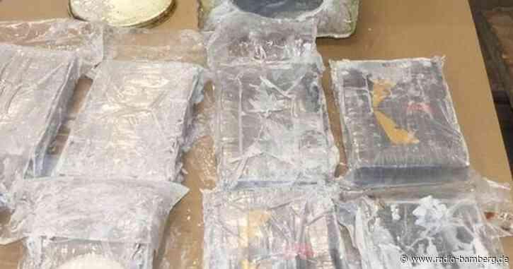 Zoll stellt 23 Tonnen Kokain in Hamburg und Belgien sicher