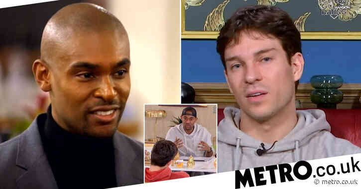 Celebs Go Dating's Joey Essex in unaired 'row' with Paul Carrick Brunson after making 'insensitive' comment